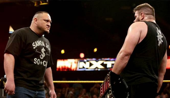 Joe's message for Kevin Owens?, Kevin Owens' at WWE SmackDown, RAW dark match