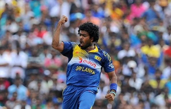 Lasith Malinga replaced by Marchant de Lange for CPL