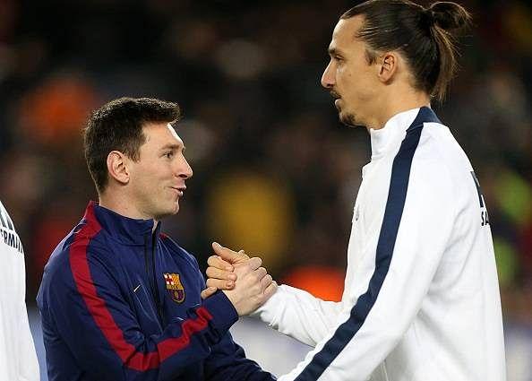 Zlatan Ibrahimovic would be superior to Lionel Messi: Arrigo Sacchi