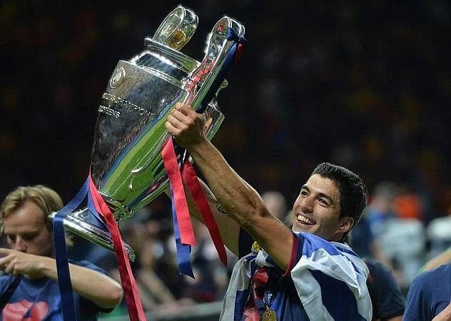 Luis Suarez: My goal against Juventus in Champions League showed who I am