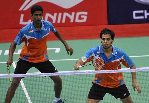 Manu Attri and Sumeeth Reddy reach US Open final