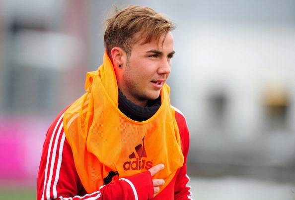 Gotze's sends a gift to fan who missed a penalty on FIFA 15
