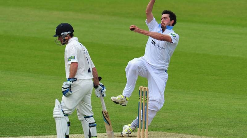 Mark Footitt included in England's 14-man pre-Ashes camp