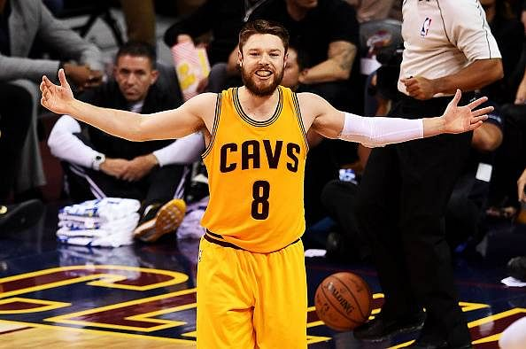 The Great Aussie Hope(Dellavedova) and the Resilience of the Cavs