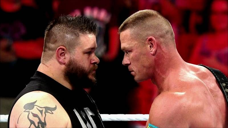 5 Reasons why Kevin Owens vs John Cena feud is one of the best in PG era