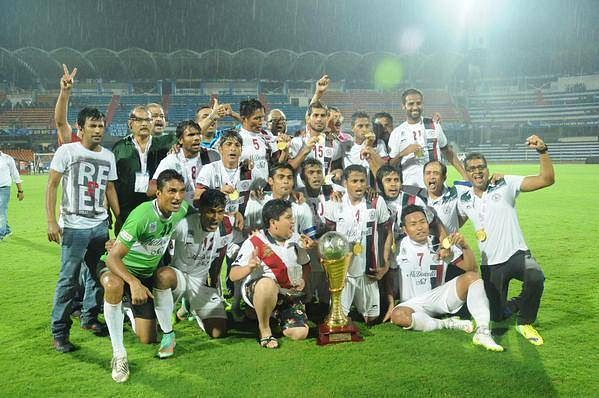 Srinjoy Bose: Mohun Bagan and East Bengal are rivals, not enemies