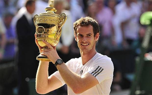 5 Reasons why Andy Murray can win Wimbledon this year