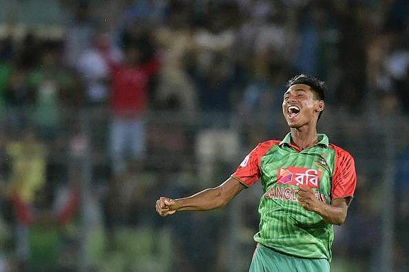 Bangladesh's Mustafizur Rahman mesmerises with record wicket haul