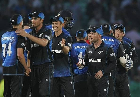 New Zealand bounce back after heavy defeat in first ODI against England