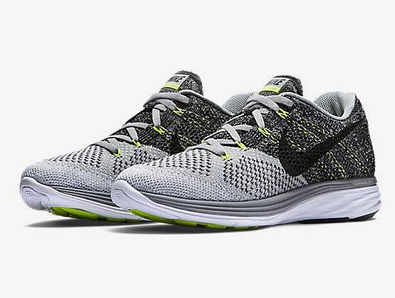 Nike Lunar 3 Flyknit