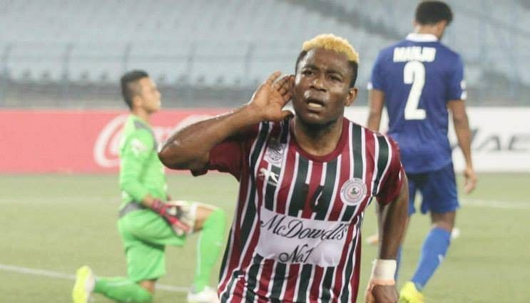 Sony Norde stalling on record Rs. 6.6 crore Mohun Bagan deal