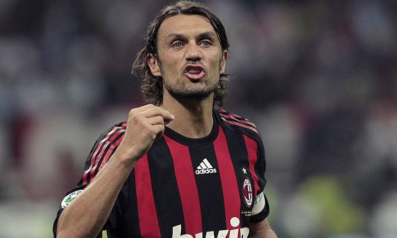 Paolo Maldini - The greatest defender of all time