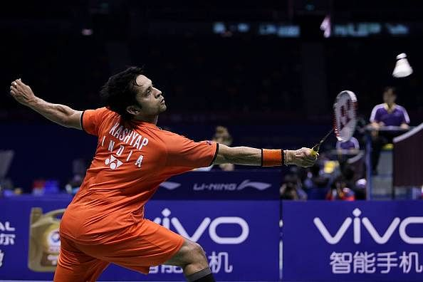 Parupalli Kashyap bows out of the Indonesia Open; loses his semifinal in three games