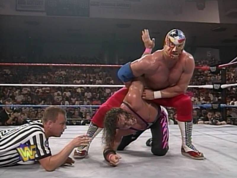 The Patriot talks abrupt end to Bret Hart feud, backstage drama between Bret and HBK, WCW run, more