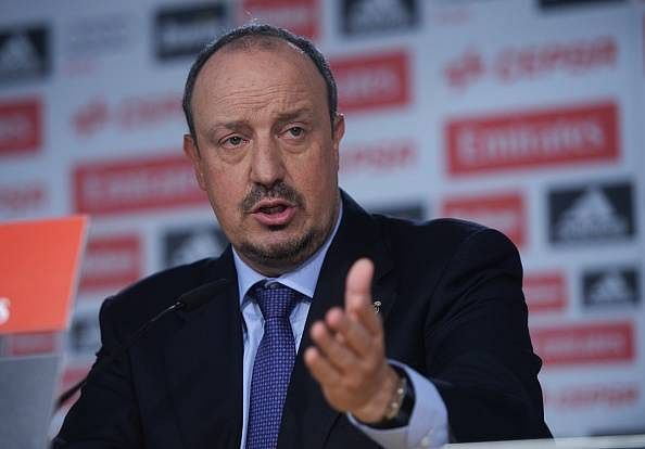 No Real Madrid player has made any demands: Rafa Benitez