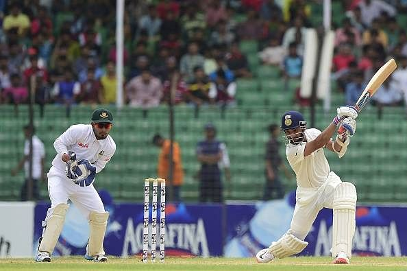 Was Rahane's knock against Bangladesh inspired by Virat's captaincy?