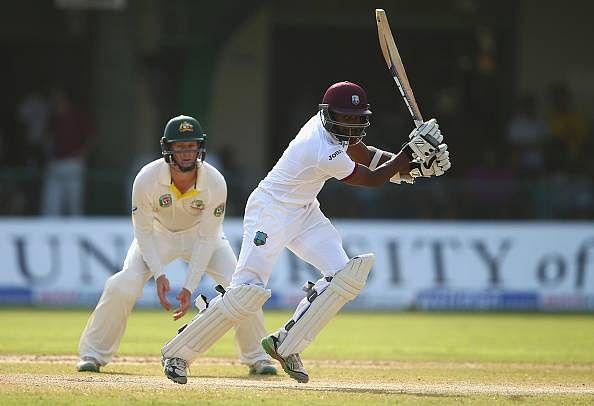 Rajendra Chandrika blames shot selection for pair on Test debut