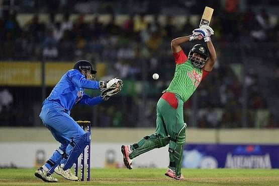 Bangladesh beat India by 6 wickets, clinch three-match series 2-0
