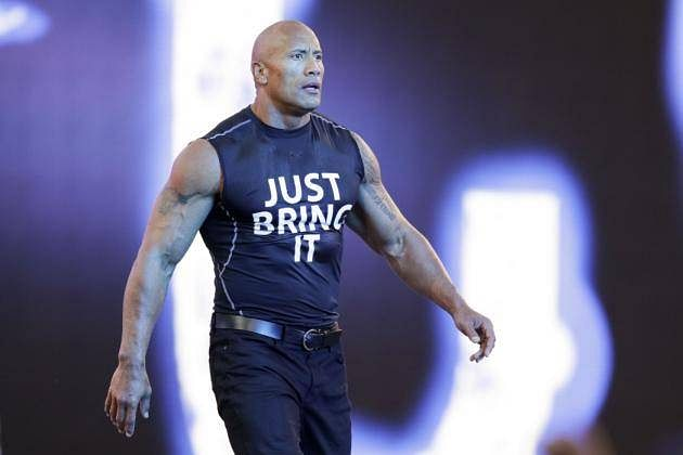 The Rock reveals doing blade jobs, if he enjoys making movies as much as wrestling, more