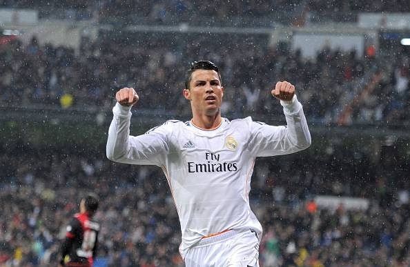 Real Madrid star Cristiano Ronaldo rubbishes 'false reports' about his future