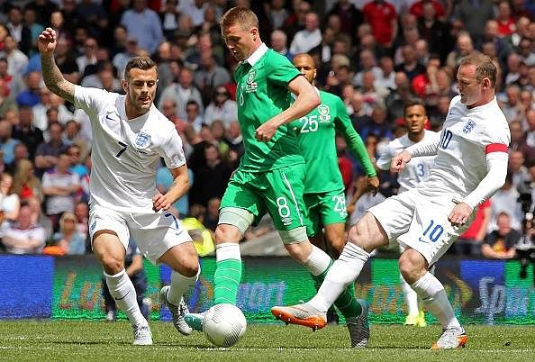 4 takeaways from Republic of Ireland's clash against England