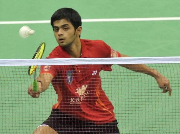 Sai Praneeth progresses to the third round of the Canada Open