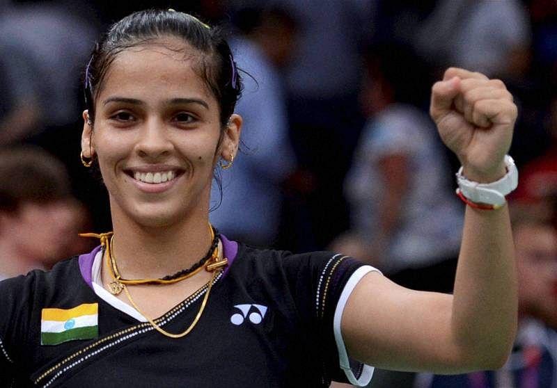 Saina Nehwal rises to World No.2