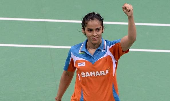 Saina Nehwal enters into the quarterfinals of the 2015 Indonesia Open