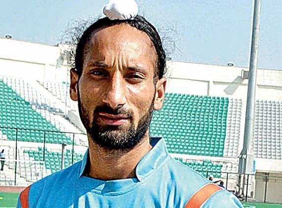 Interview with Sardar Singh: We don't want to take any team lightly