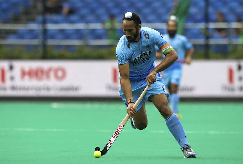 Need to capitalise on chances against Australia: India hockey team captain Sardar Singh