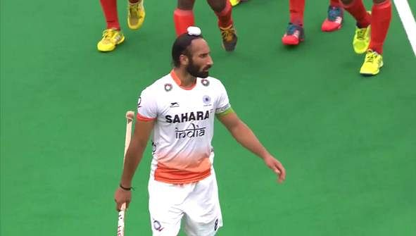 India going all-out for a win against Poland