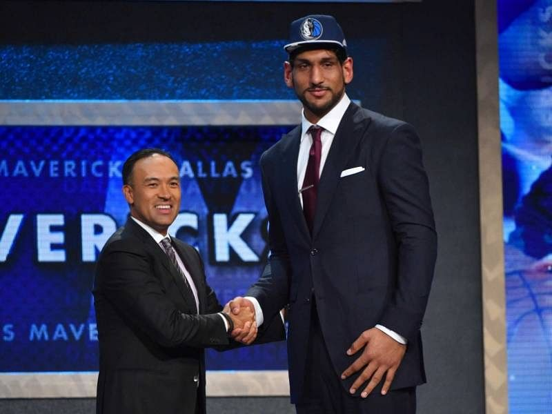 Satnam Singh Bhamara: It feels great to be the 1st player from India to make it to the NBA