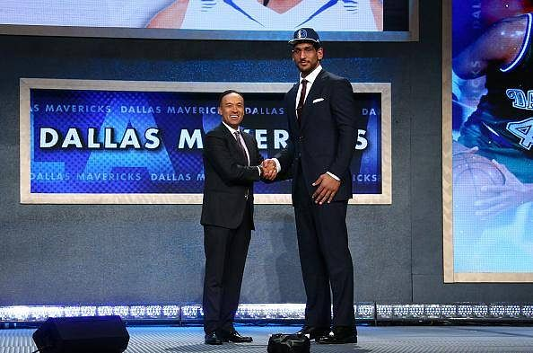 Video: Satnam Singh Bhamara drafted into the NBA