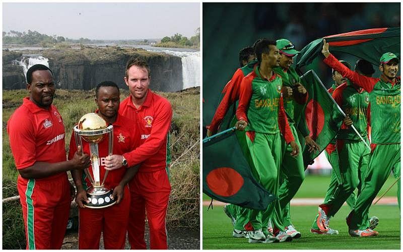 Have Zimbabwe and Bangladesh come of age?