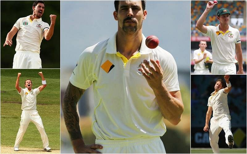 Which Australian pacer will be the unlucky one to be left out of the XI for the Ashes?