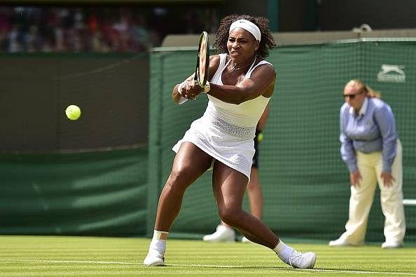 Wimbledon 2015: Serena Williams dismisses Margarita Gasparyan to reach the second round