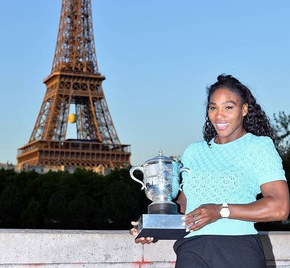 Serena Williams retains top ranking after French Open victory