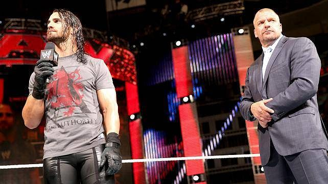 5 Possible feuds for a babyface Seth Rollins
