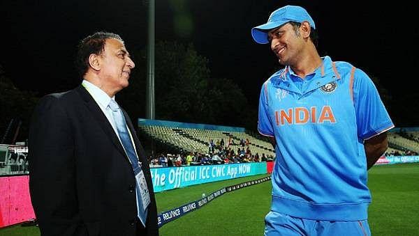 MS Dhoni needs to encourage bowlers more, says Sunil Gavaskar