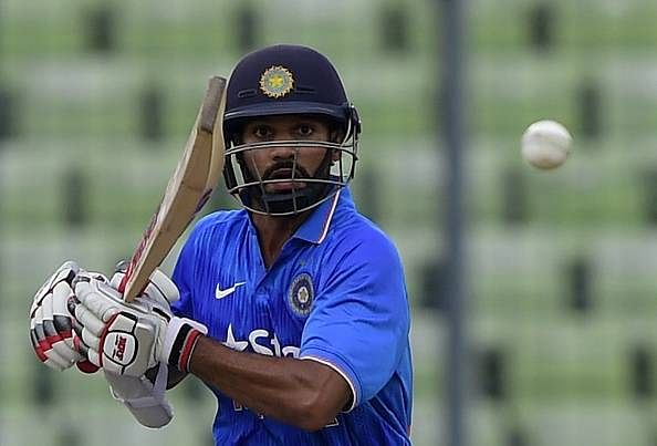 ICC ODI Rankings for Batsmen: Shikhar Dhawan moves down to No.7; AB de Villiers retains top spot