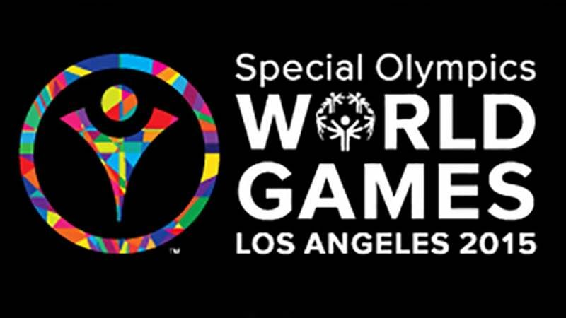 Special Olympic...