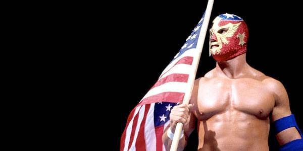 The Patriot on Austin's show, talks his past drug usage, Vince and Jim Ross helping him, more