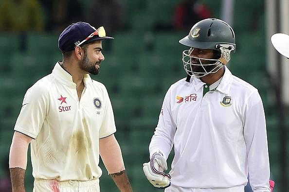 Cricket in rain and Kohli's loud thinking (Column: Just Sport)