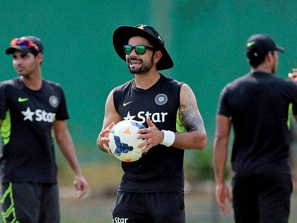 Virat Kohli indicates India will go into Bangladesh Test with five-bowler strategy