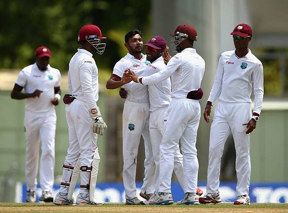 Bowlers rescue pride after Windies suffer collapse