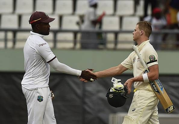 Australia retain the Frank Worrell Trophy with an emphatic win over the West Indies