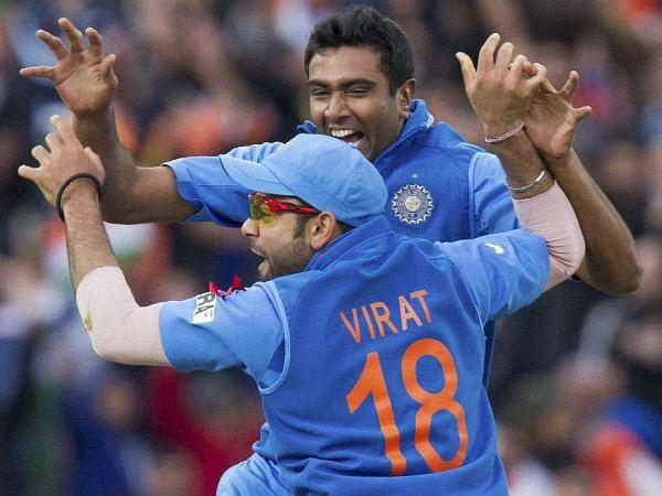 Admire Virat Kohli's zeal to improve: R Ashwin