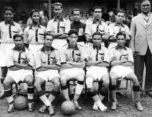 Almost famous - The journey of the first Indian international football team at the 1948 Olympics
