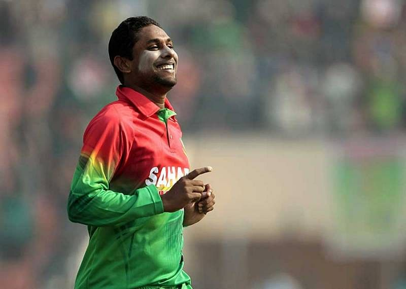 Sohag Gazi to play for Bangladesh after clean chit from ICC