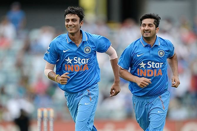 Bowled to my strengths and was rewarded, says spinner Axar Patel